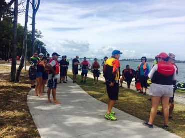 Bribie Island Run - 26th February 2017