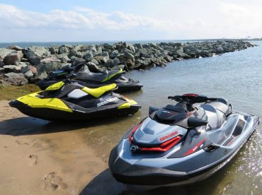 2018 Sea-Doo Demo Day - 11th December 2017