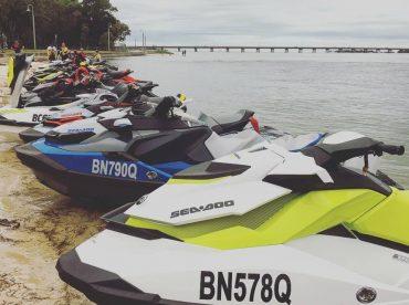 Christmas Toy Run at Bribie Island - 3rd December 2017