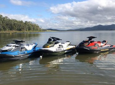 National Sea-Doo Day at Somerset Dam - 18th November 2018