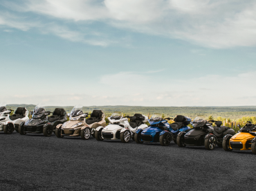 Spyder Meet and Ryde - 28th April 2019