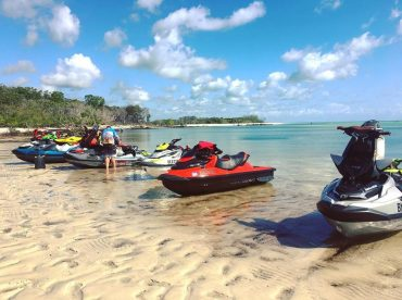 Fraser Island Trek - 4th-7th May 2018