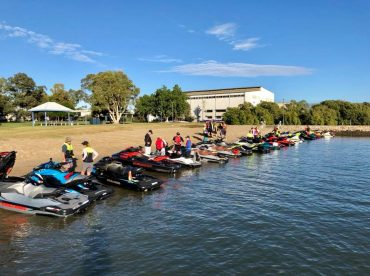 Brisbane River Ride - 10th June 2018