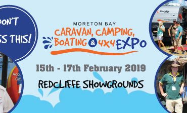 Moreton Bay Caravan, Camping, Boating and 4 x 4 Expo 15th-17th February 2019