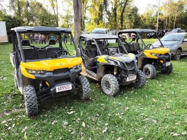 Australian Off Road Vehicle Association Event - 28th October 2018