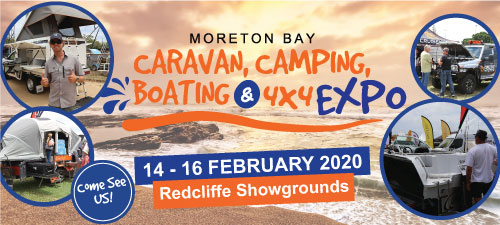 Moreton Bay Caravan, Camping, Boating & 4x4 - 14th-16th February 2020